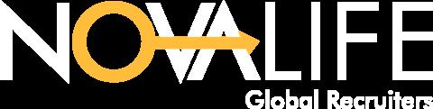 Novalife Logo white