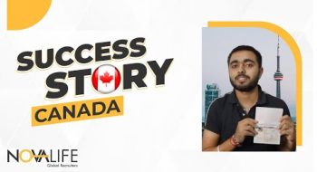 Success Story of our student - Vineet Mann