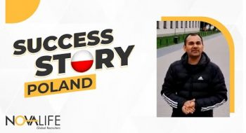 Dream Job | Trucking Job in Poland | Success Story of our Client - Arun Dalal